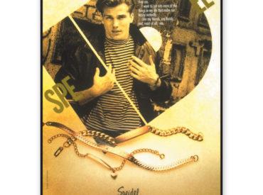 Award Series – Speidel ID Bracelets